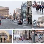 Утро 1 января: как Москва вошла в Новый год
