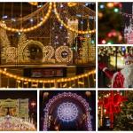 Новогоднее украшение Москвы 2020: маршрут новогодней прогулки