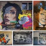 Фестивали уличного искусства в арт-кластере «Гамма»