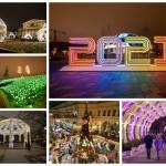 Новогодняя Москва 2021: как украсили город и по какому маршруту гулять